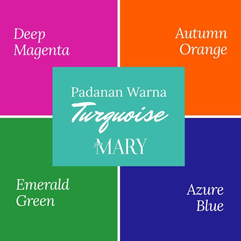 Warna Raya Puan Mary