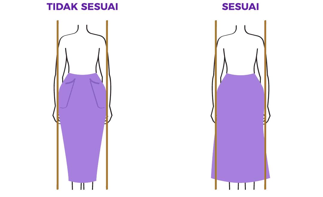 Tip Memilih Skirt Yang Sesuai Untuk Wanita Yang Berbadan Pear